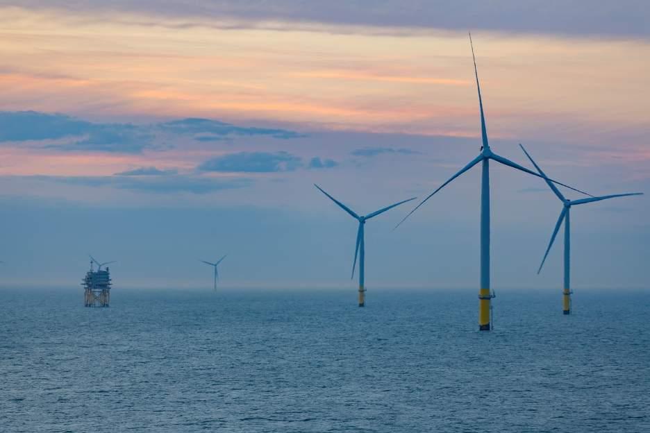 biggest offshore wind markets