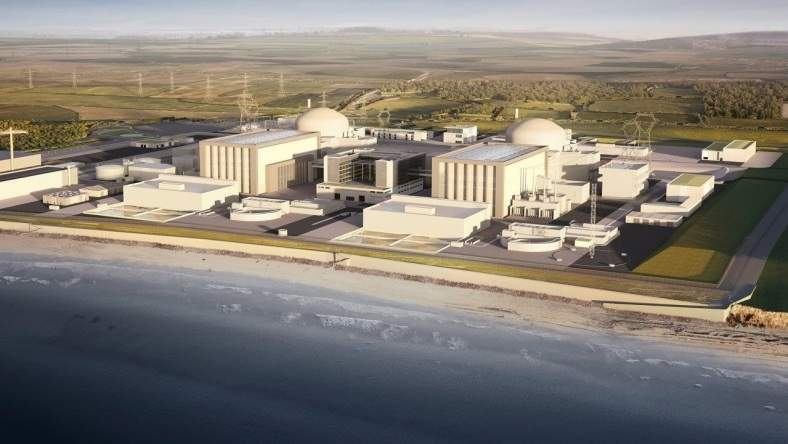 UK nuclear new-build