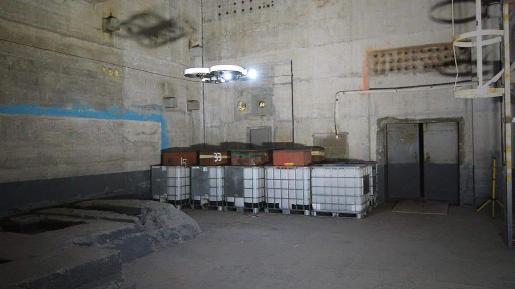 Fukushima drone