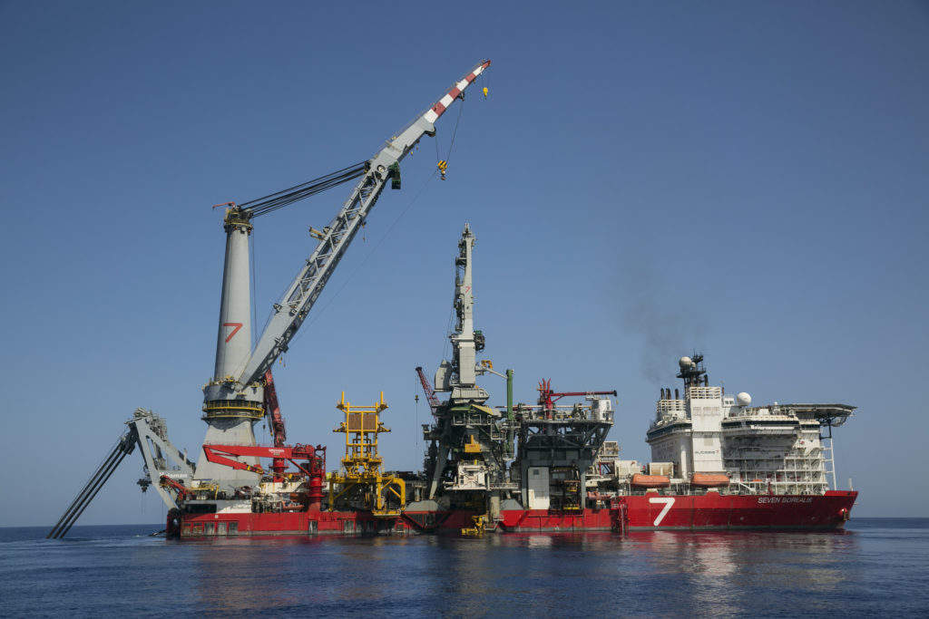 oil and gas mega-projects