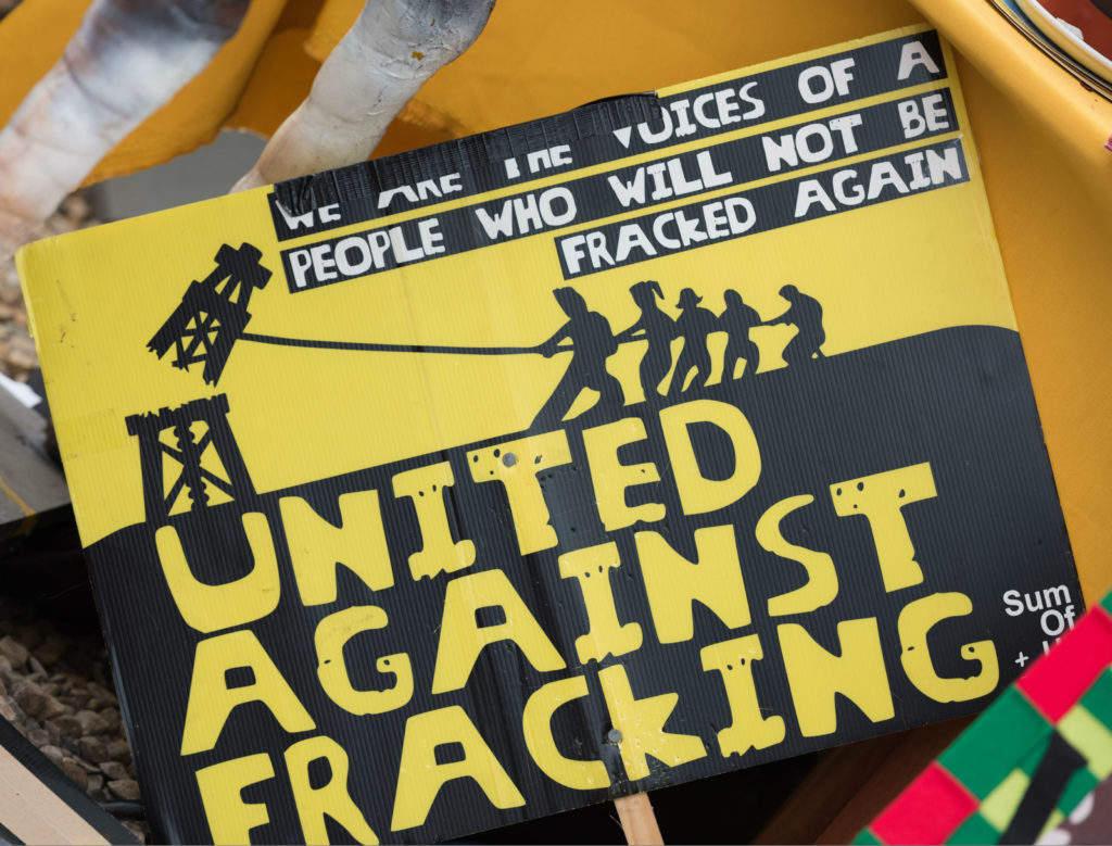 fracking in the UK