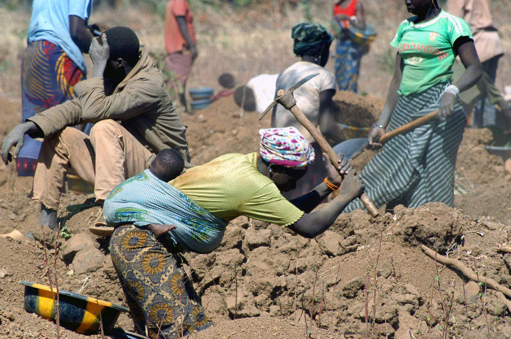 lithium mining in Mali