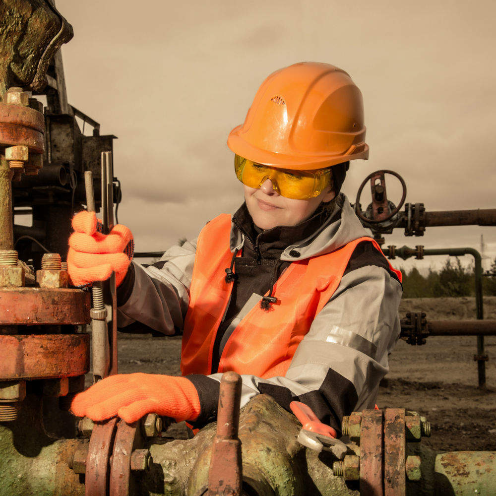 women in oil and gas