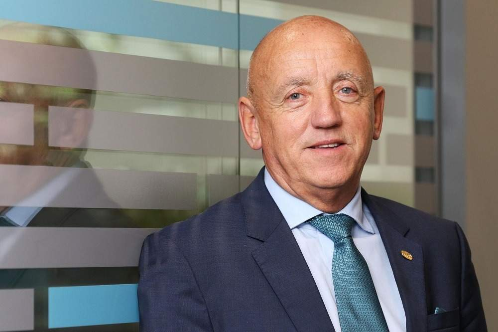 Horizon Nuclear Power CEO Duncan Hawthorne