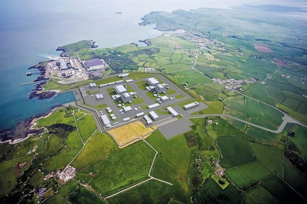 Wylfa Newydd nuclear power station