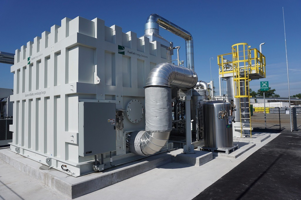 what are hydrogen fuel cells