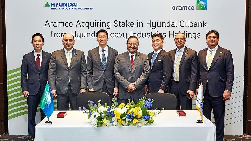 saudi aramco acquisitions